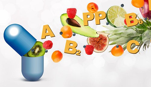voeding supplementen vitamine